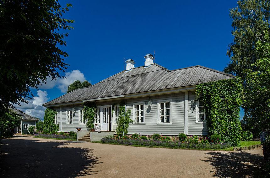 Дом-музей А.С. Пушкина в Михайловском